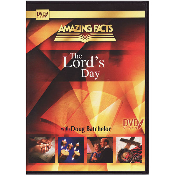 The Lord's Day DVD Set by Doug Batchelor