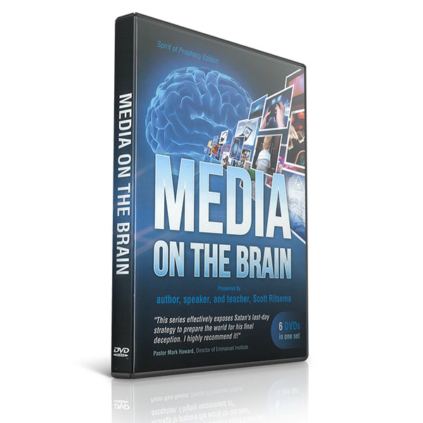 Media on the Brain by Scott Ritsema Belt of Truth