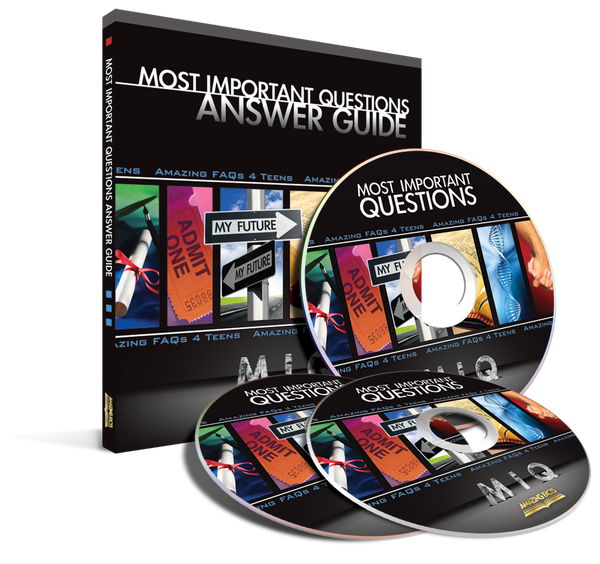 MIQ: Most Important Questions DVD Set by Pastor Doug Batchelor