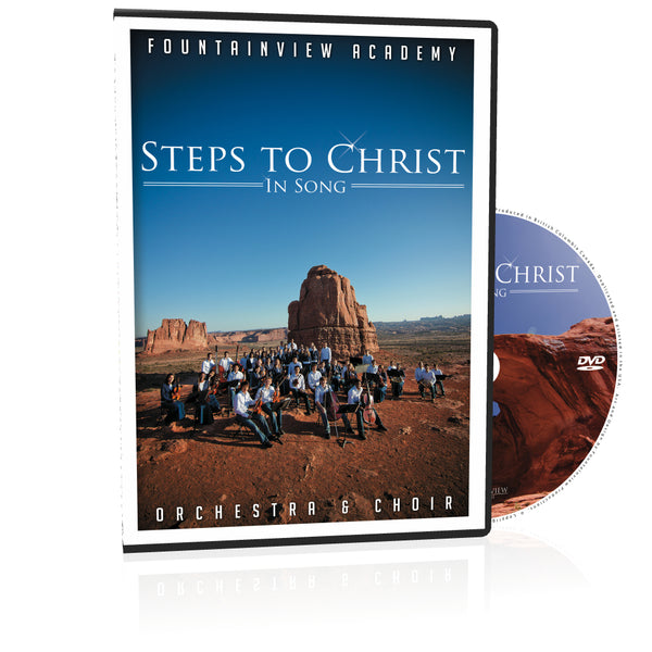 Steps to Christ in Song by FountainView Academy
