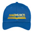 Amazing Facts Cap (Blue with Gold Logo) by Amazing Facts