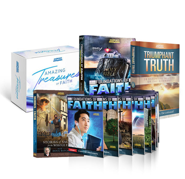 Treasures of Faith Box by Amazing Facts