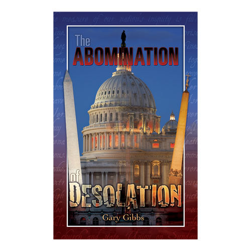 The Abomination of Desolation (PB) by Gary Gibbs
