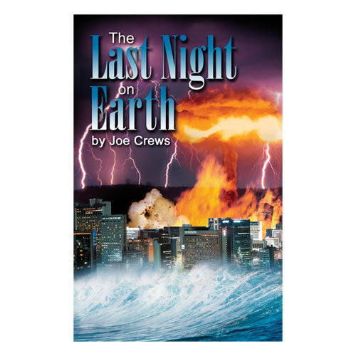 The Last Night on Earth (PB) by Joe Crews