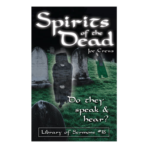 Spirits of the Dead (PB) by Joe Crews