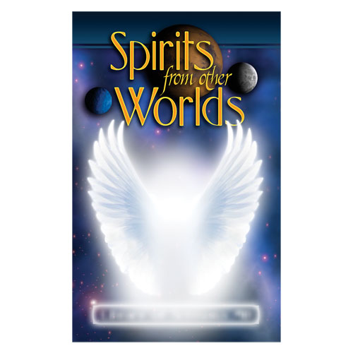 Spirits From Other Worlds (PB) by Joe Crews