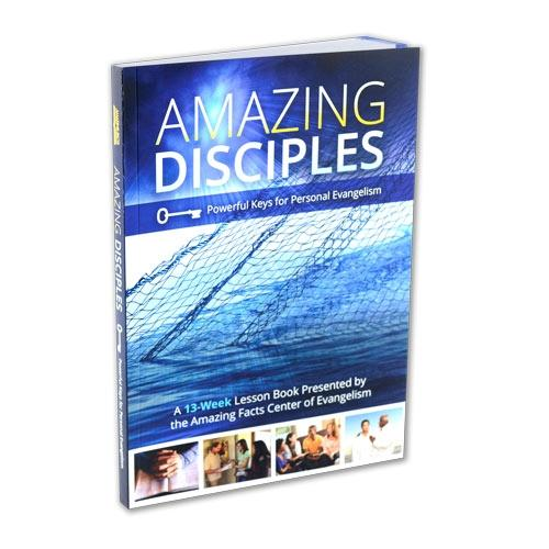 Amazing Disciples Book by Amazing Facts