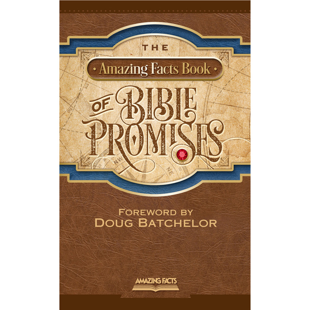 Amazing Facts Bible Promise Book