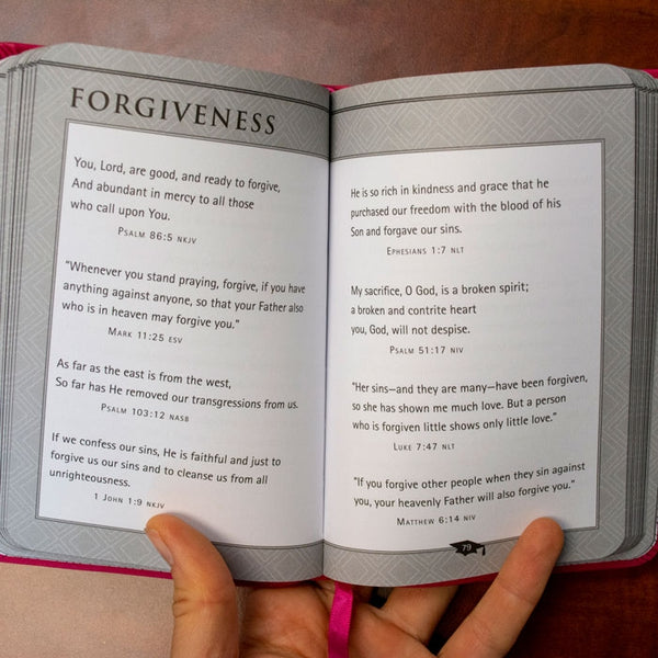 Bible Promises for Graduates (Pink) by Broadstreet Publishing Group