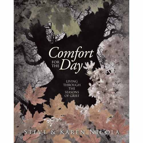 Comfort for the Day, Living Through the Seasons of Grief by Steve & Karen Nicola