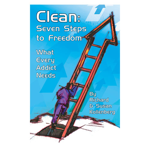 Clean: Seven Steps to Freedom (PB) by Rich Kollenberg