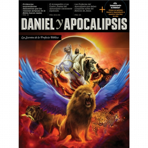 Daniel y Apocalipsis:Los Secretos de la Profecia Biblica Magazine by Amazing Facts