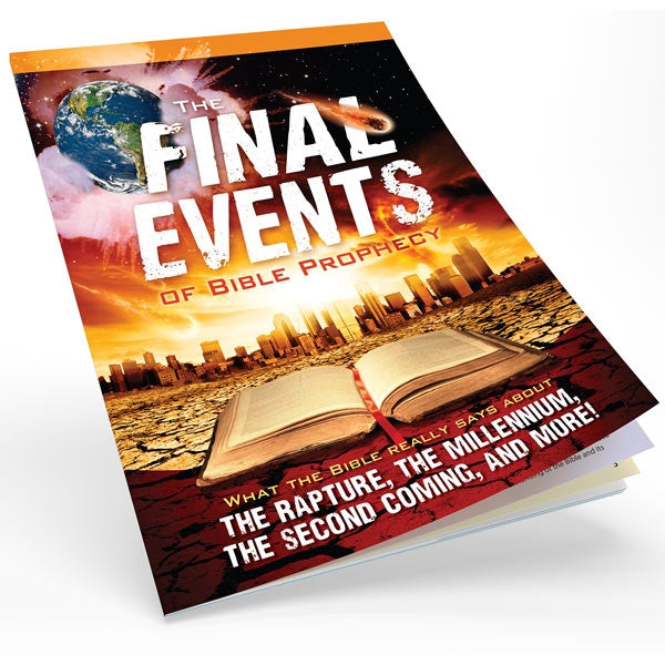 Final Events of Bible Prophecy Magazine by Amazing Facts