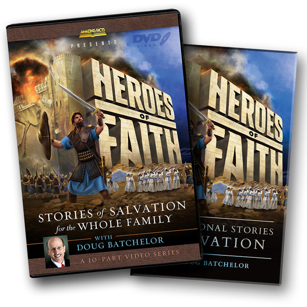 Heroes of Faith DVD Bundle