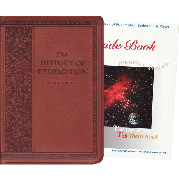 History of Redemption Deluxe (Brown) by Ellen White