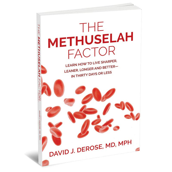 The Methuselah Factor by Dr. David DeRose