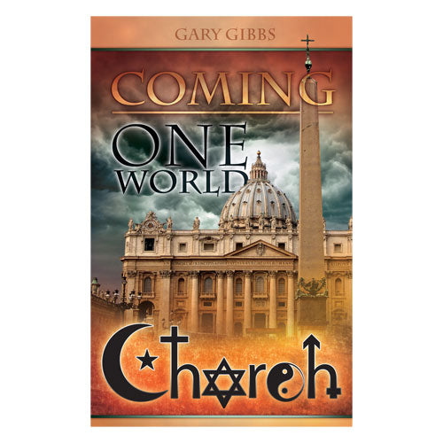 Coming: One World Church (PB) by Gary Gibbs