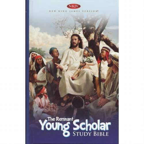 The Remnant Young Scholar Study Bible (Hardcover) by Remnant Publications
