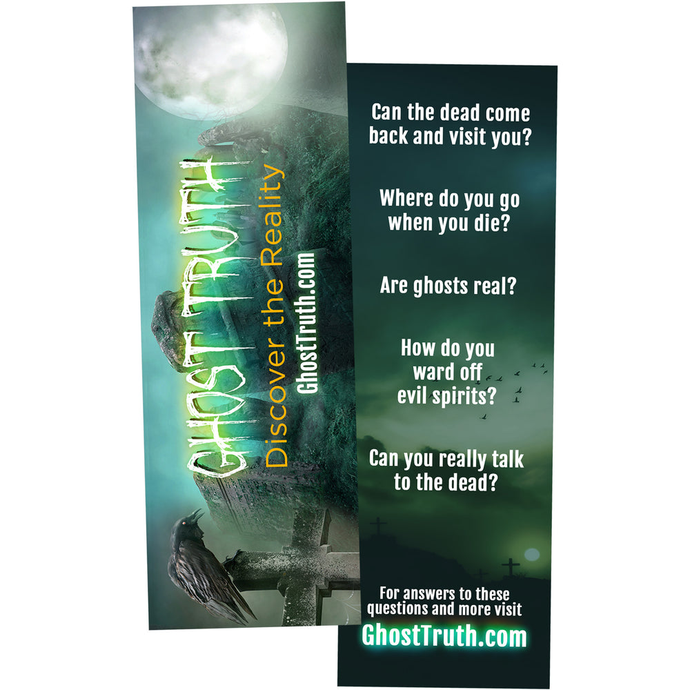 Ghost Truth Bookmark (25/Pack) by Amazing Facts