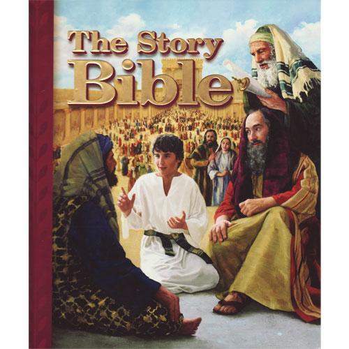 The Story Bible by Edward Engelbrecht