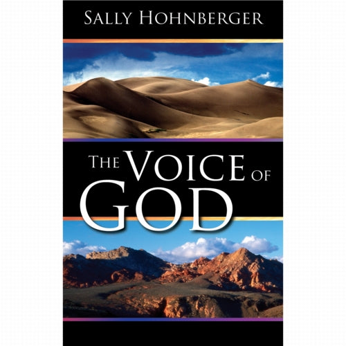 The Voice of God (PB) by Sally Hohnberger