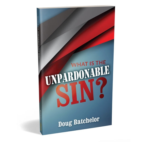 What Is the Unpardonable Sin? by Pastor Doug Batchelor