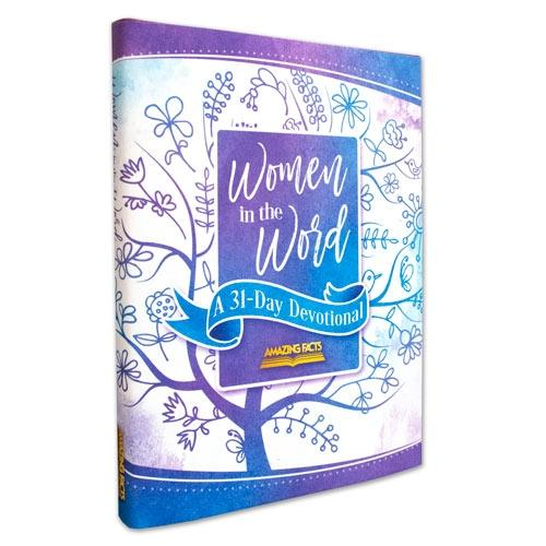 Women in the Word 31-day Devotional (Faith Box for Women) by Amazing Facts