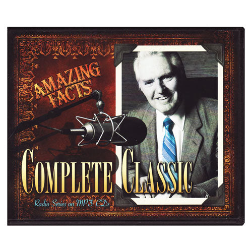 Amazing Facts' Complete Classic Radio Series (MP3) by Joe Crews