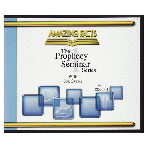 Joe Crews Prophecy Seminar CD Set (22 CDs) by Joe Crews
