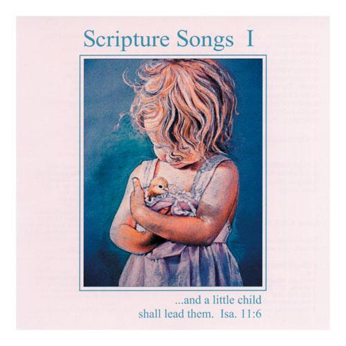 Scripture Songs I by Patti Vaillant