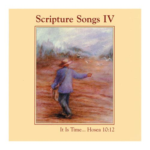 Scripture Songs IV by Patti Vaillant