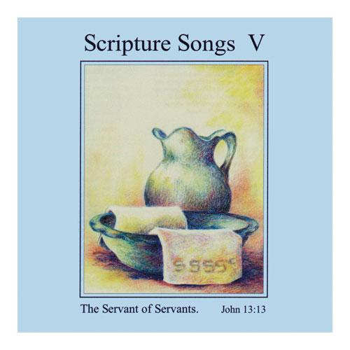 Scripture Songs V by Patti Vaillant