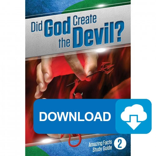 02 Did God Create the Devil? - MP3
