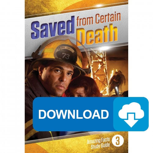 03 Saved From Certain Death - MP3