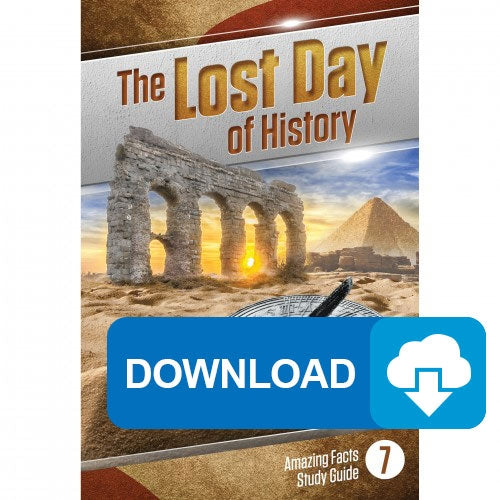 07 The Lost Day of History - MP3