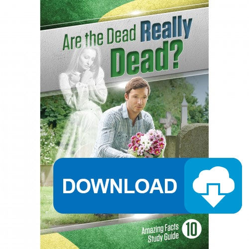 10 Are the Dead Really Dead? - MP3