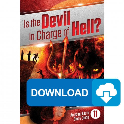 11 Is the Devil in Charge of Hell? - MP3