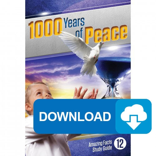 12 1000 Years of Peace - MP3