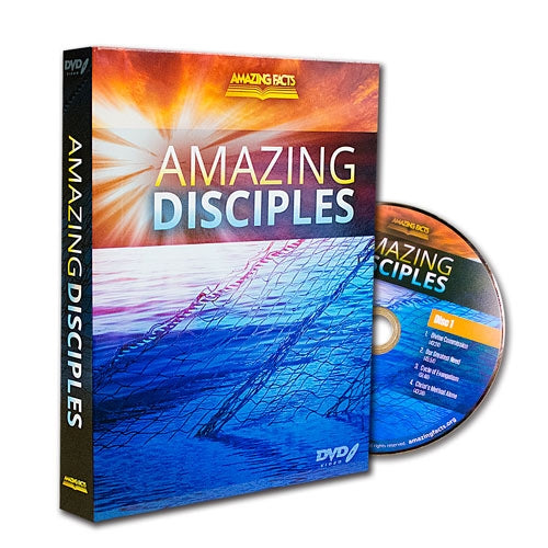 BK-AD Amazing Disciples Book