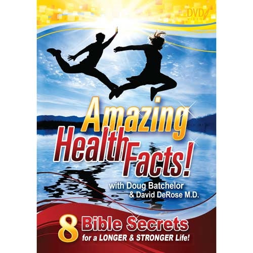 Amazing Health Facts DVD  (Sharing Edition) by Pastor Doug Batchelor