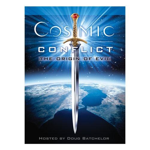 Cosmic Conflict (Sharing Edition) by Doug Batchelor