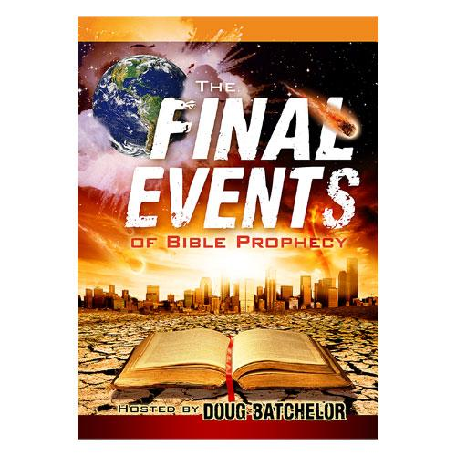 The Final Events of Bible Prophecy DVD (Sharing Edition) by Doug Batchelor