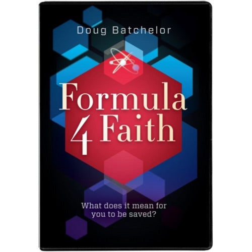 Formula 4 Faith by Doug Batchelor
