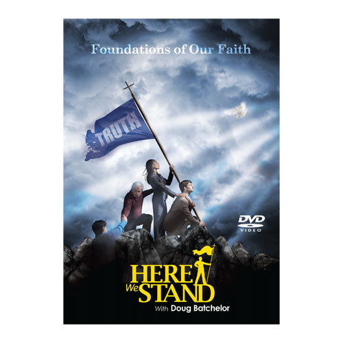 Here We Stand DVD Set by Doug Batchelor