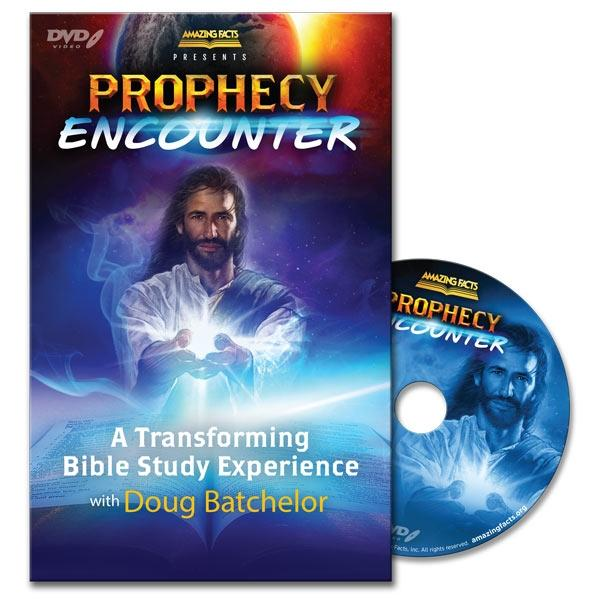 Prophecy Encounter DVD Series by Pastor Doug