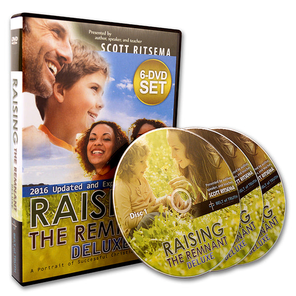 Raising the Remnant Deluxe by Scott Ritsema Belt of Truth