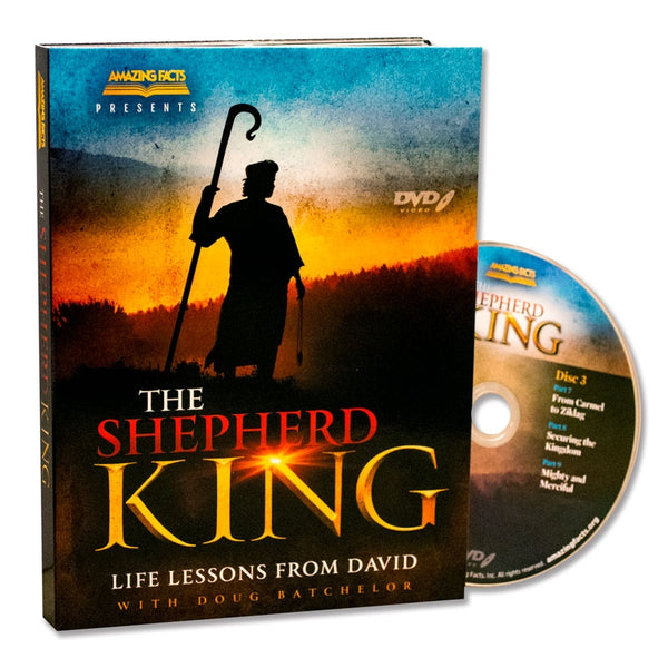 Shepherd King DVD by Doug Batchelor