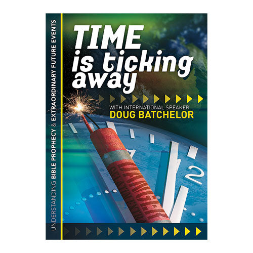 Time Is Ticking Away DVD Set by Doug Batchelor