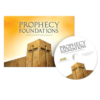 Prophecy Foundations DVD-ROM by Amazing Facts