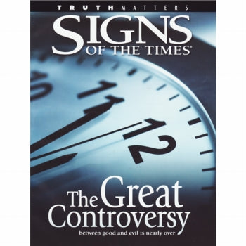 The Great Controversy (Signs of the Times) by Pacific Press